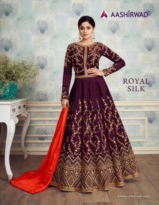 Aashirwad Royal Silk
