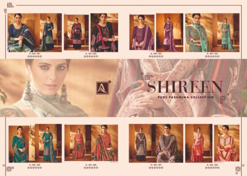Alok Suit Shireen