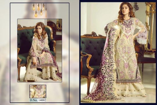 Cyra Fashion Shakina Fancy Collection Salwar Kameez