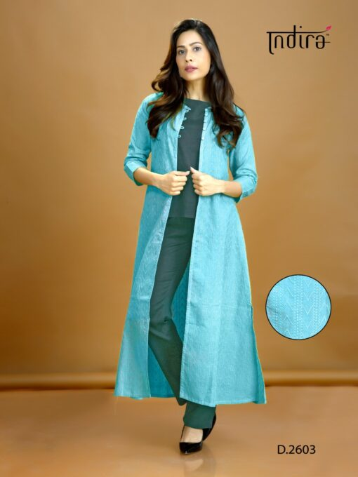 Indira Apparel Him Varsha Kurti