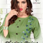 Ladyview Plazzo Point Kurti