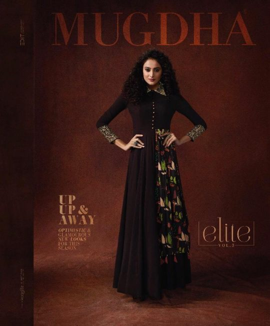 MUGDHA ELITE VOL 3 GOWN