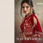Navya Vol 14 Gold Vardan Gown