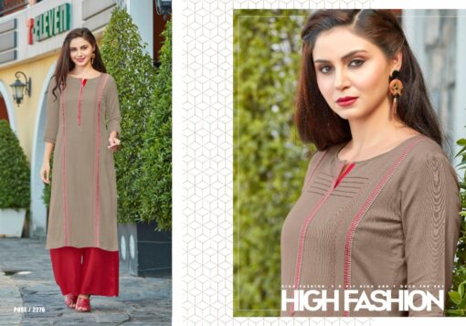 Rangoon Star Walk Kurti