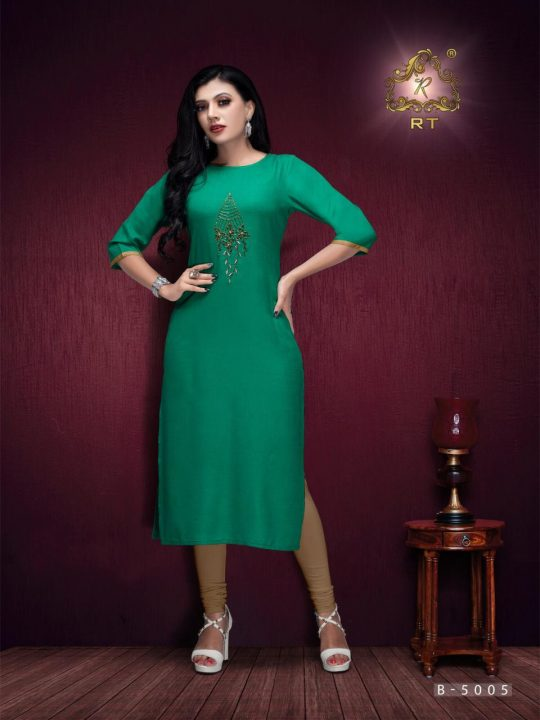 Rijiya Trends Flash Kurti