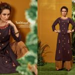 Sweety Fashion Olive Kurti
