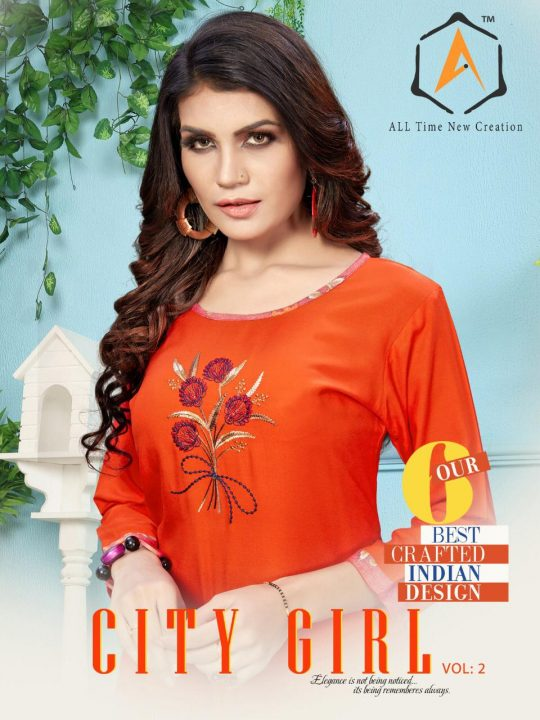 Apple Kurti City Girl Vol 2