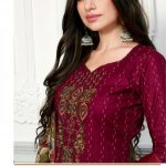 Balaji Cotton Rasberry Patiyala Vol 2 Salwar Kameez