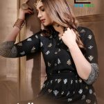 Blue Hills Walkway Vol 3 Kurti