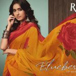 Blueberry Vol 13 Ruchi Sarees