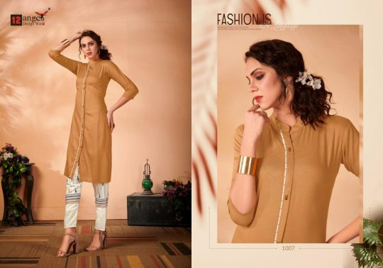 Casimiro 12 Angel Design Kurti