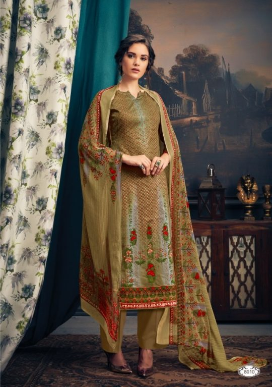 Celebrity Noory Vol 8 Salwar Kameez