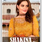 Cyra Fashion Shakina Color Edition Salwar Kameez