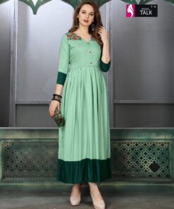 Fashion Talk Weekend Vol 1 Kurti