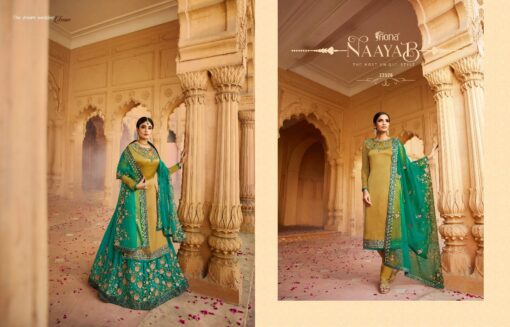 Fiona Heavy Lehnga Vol 3 Colour Plus 22526