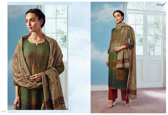 Ganga Wing Of A Cloud Salwar Kameez
