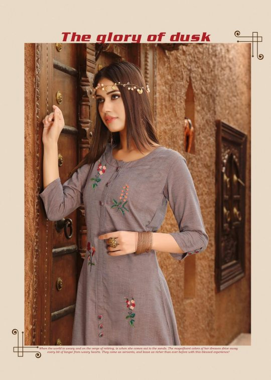 Ladies Flavour Gloory Kurti