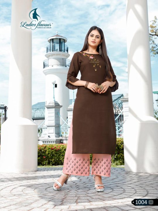 Ladies Flavour Signature Kurti