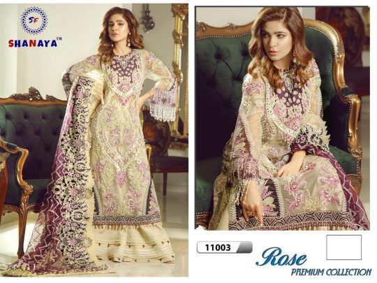 Shanaya Fashion Rose Premium Collection Salwar Kameez
