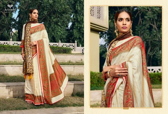 Triveni Ek Aasma Vol 2 Saree