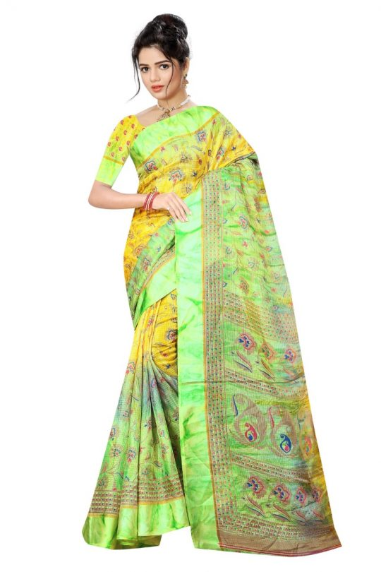Ynf Sanjula Silk Vol 1 Saree