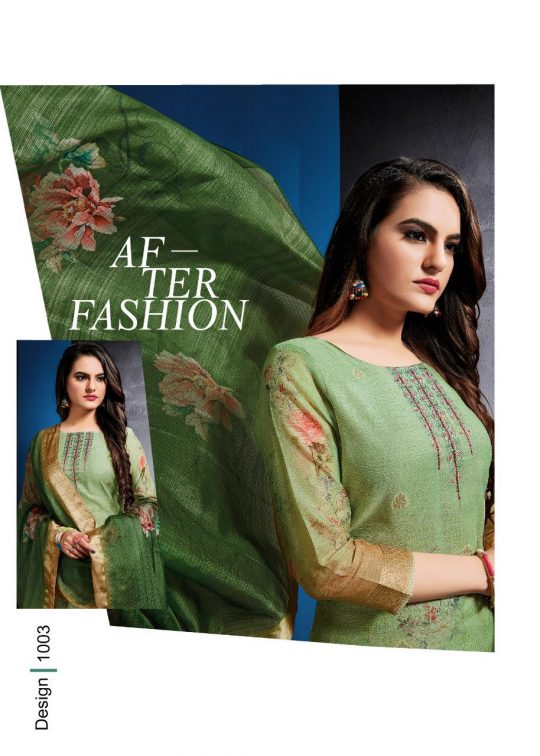 Alishka Fashion Rivaaz Kurti With Dupatta