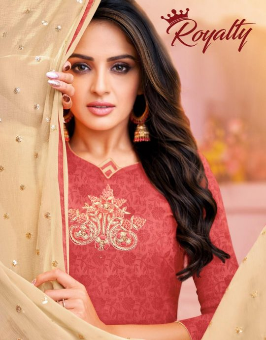 Kapil Trends Royalty Salwar Kameez