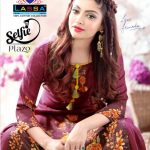 Lassa Selfie plazo Cotton Dress Material Salwar Kameez