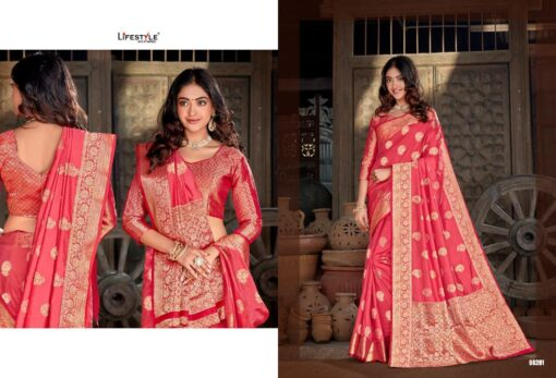 LifeStyle Aashirwad Vol 2 Saree