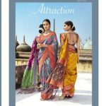 Shakunt Attraction Saree