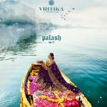 Vritika Palaash Vol 11 Saree
