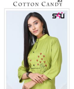 S4u Shivali Cotton Candy