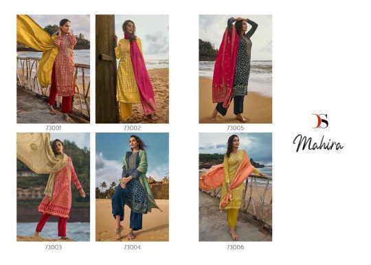 Mahira Deepsy Suits