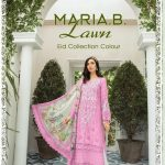 Kaara Suits Maria.B Lawn Eid Collection Colour