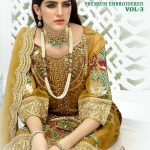 Shree Fab Serene Premium Embroidered Vol 3