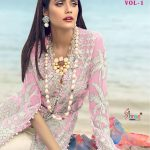 Shree Fabs Sana Safinaz Lawn Collection Vol-1