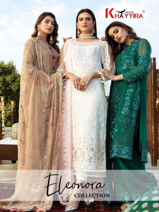 Khayyira Suits Eleonora Collection