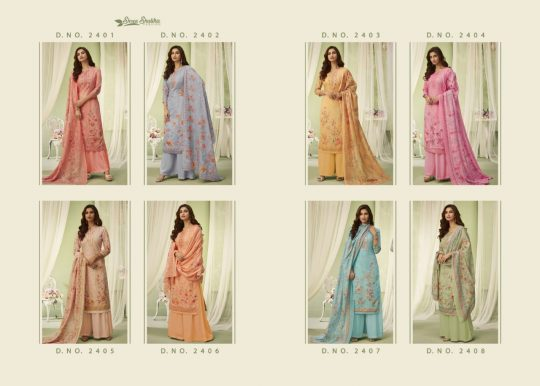 Shree Shalika Fashion Vol 61