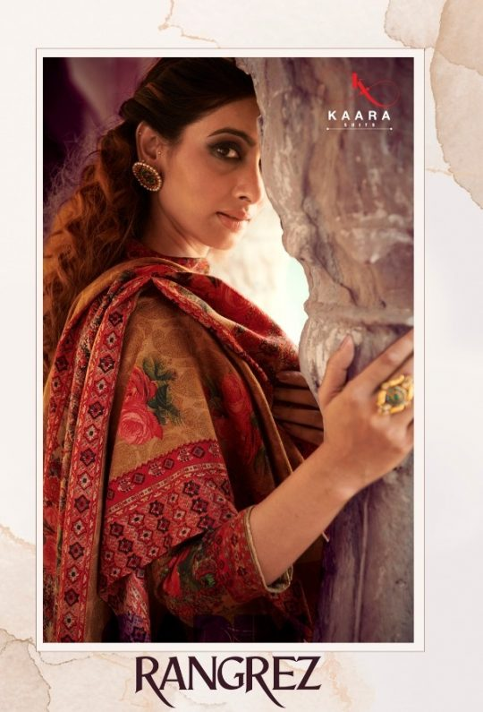 RANGREZ Pasmina KAARA SUITS