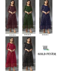 Vee Fab Gold Fever